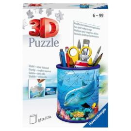 Ravensburger 54 db-os 3D puzzle - Tengeri élővilág tolltartó (11176)