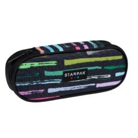 Art stripes ovális tolltartó (351923)