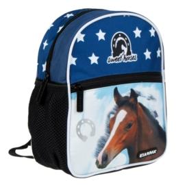 Sweet horses mini hátizsák - csillagok (397647)