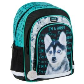 Kutyás ergonomikus hátizsák, iskolatáska - Husky