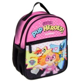 Mancs őrjárat mini hátizsák - Super pup heroes