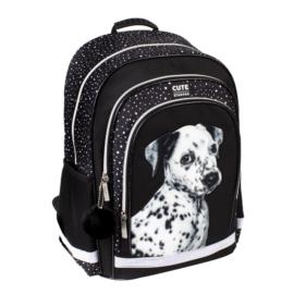 My Doggy kutyás iskolatáska, hátizsák - 3 rekeszes - Dalmata