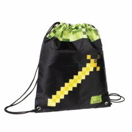 Pixel Game tornazsák - Green