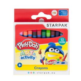Play-Doh 12 színű zsírkréta
