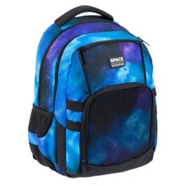 Space ergonomikus hátizsák, iskolatáska - mellpánttal