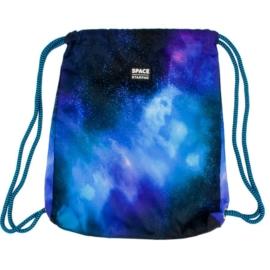 Space zsinóros hátizsák, tornazsák