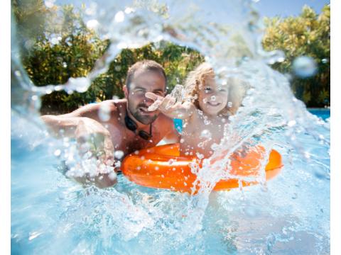 Így szórakozzatok a strandon, egy tucat tanács a szülőknek!