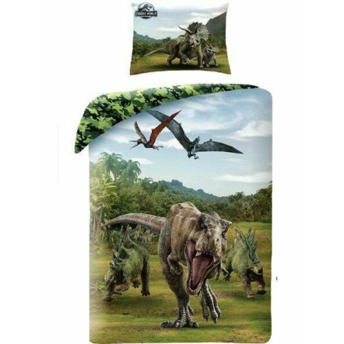 Jurassic World 2 ágyneműhuzat szett