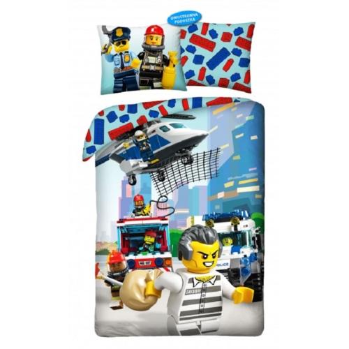 Lego Movie ágyneműhuzat szett