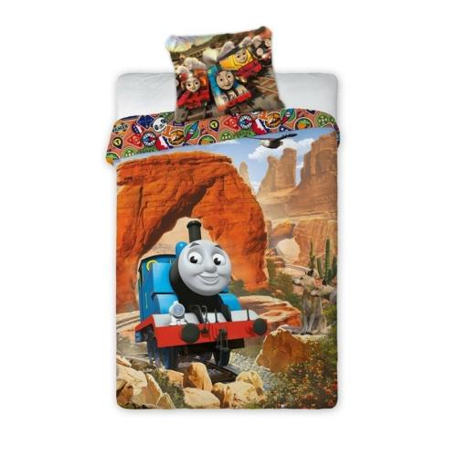 Thomas és barátai ovis ágyneműhuzat szett