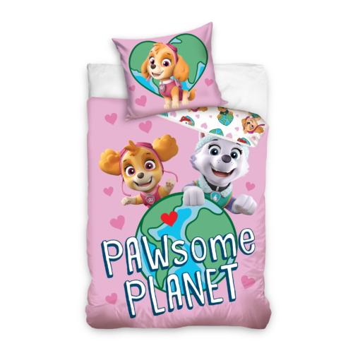 Mancs őrjárat ágyneműhuzat szett - PAWsome Planet