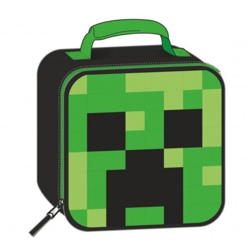 Minecraft uzsonnás táska