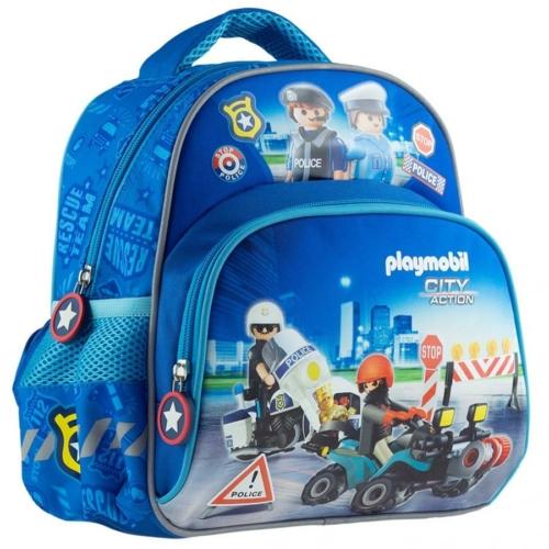 Playmobil kisméretű hátizsák - Rendőrség