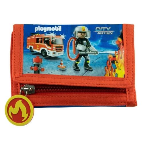Playmobil pénztárca - Tűzoltók