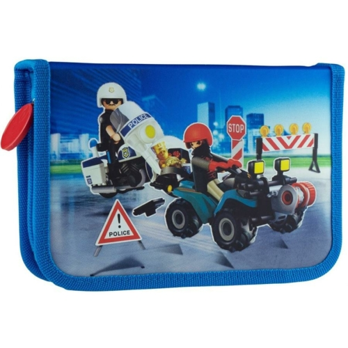 Playmobil tolltartó - Rendőrség
