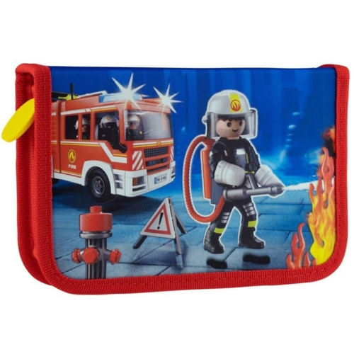 Playmobil tolltartó - Tűzoltók