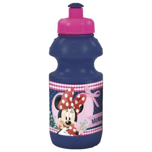 Minnie Mouse műanyag kulacs - Flower garden (BMM17)