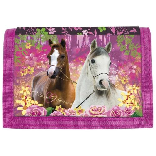 I love horses pénztárca - Erdőben (PFKO15)