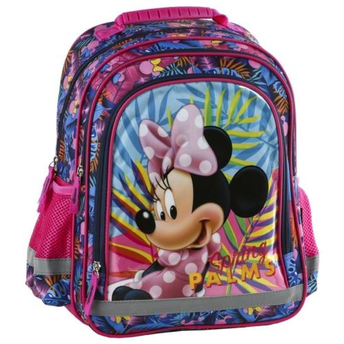 Minnie Mouse iskolatáska, hátizsák - Spring Palms (PL15BMM22)
