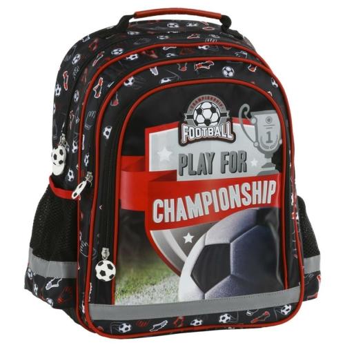 Football iskolatáska, hátizsák - Championship (PL15BPI13)