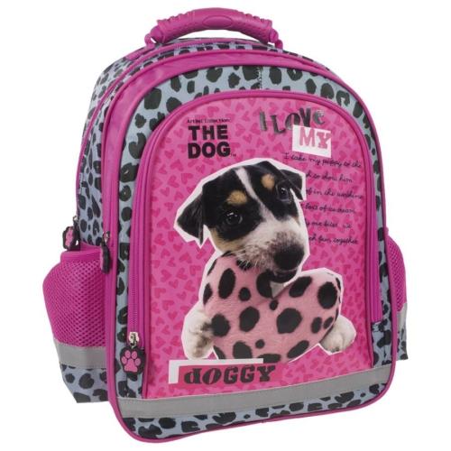 The Dog iskolatáska, hátizsák (PL15BTD33)