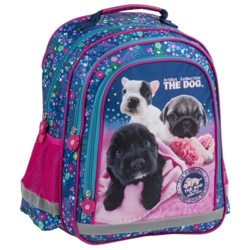 The Dog iskolatáska, hátizsák (PL15BTD34)
