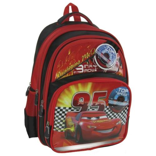 Verdák iskolatáska, hátizsák - Top speed (PL15CA41)