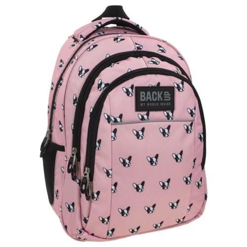 BackUp iskolatáska, hátizsák (PLB1H17)