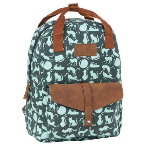 BackUp iskolatáska, hátizsák - 1 rekeszes - Cicák (PLB2CA56)