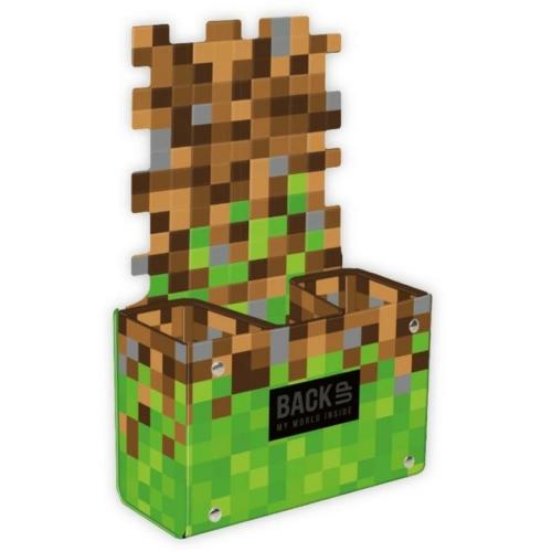 Minecraft asztali tolltartó (PPSB3A68)
