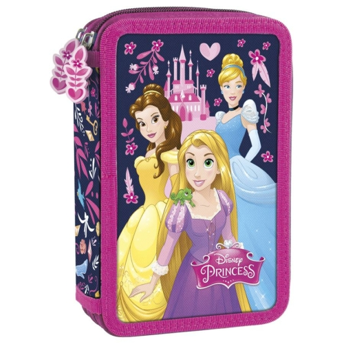 Disney Princess felszerelt emeletes tolltartó (PWDKS10)