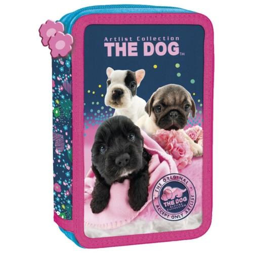 The Dog felszerelt emeletes tolltartó (PWDTD34)