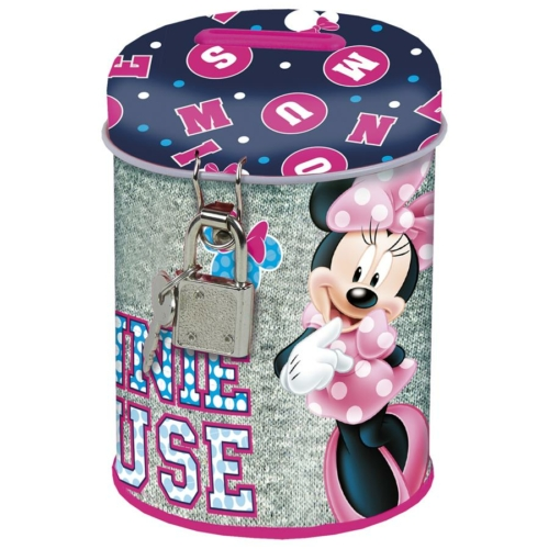 Minnie Mouse persely lakattal
