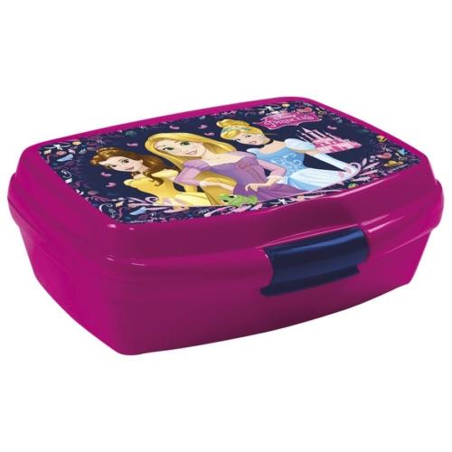 Disney Princess műanyag uzsonnás doboz (SKS10)