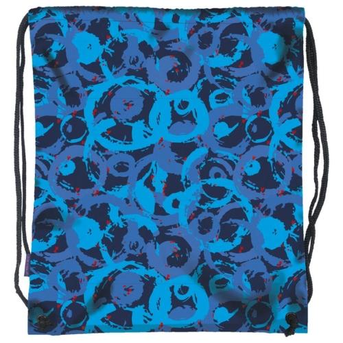 BackUp tornazsák - Kék körök (WOB1A8)