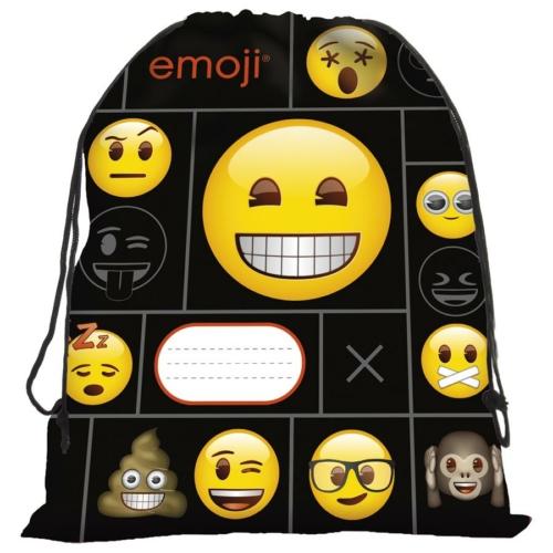 Emoji tornazsák (WOEM11)