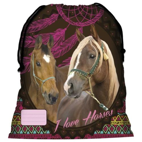 I love horses tornazsák - Álomcsapda (WOKO16)
