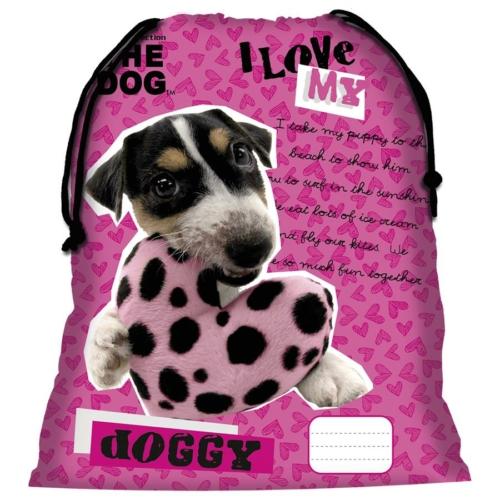 The Dog tornazsák - I love my doggy (WOTD33)
