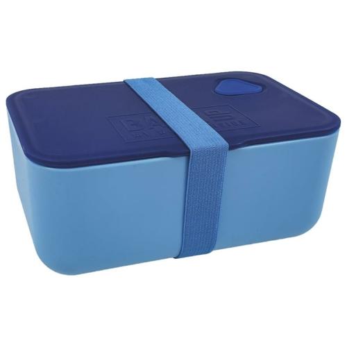 BackUp műanyag uzsonnás doboz - Kék