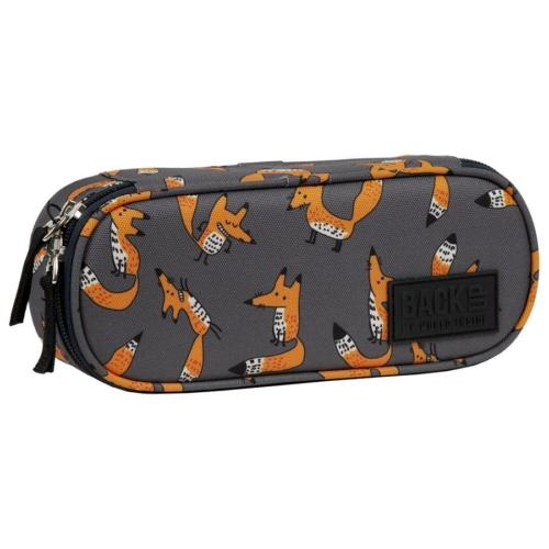 BackUp ovális tolltartó - Fox