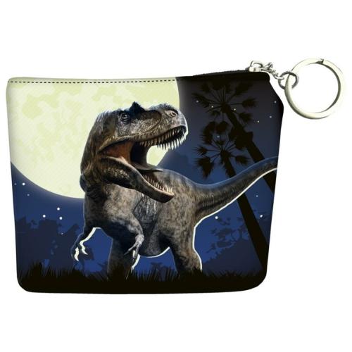 Dinoszaurusz pénztárca kulcskarikával (PORDN13)