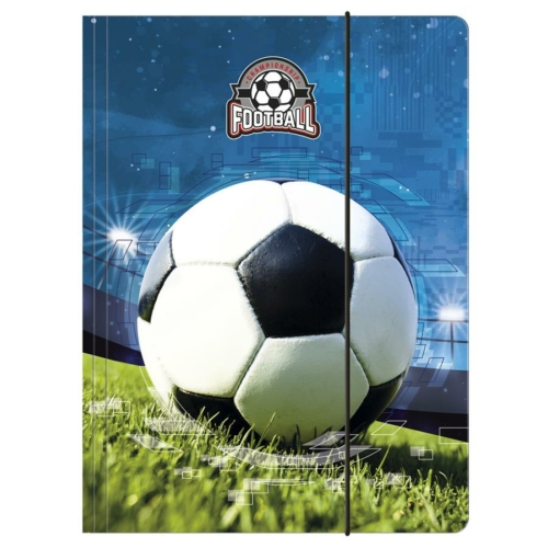 Focis A/4 gumis mappa - Championship Football
