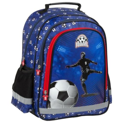 Focis iskolatáska, hátizsák - Blue
