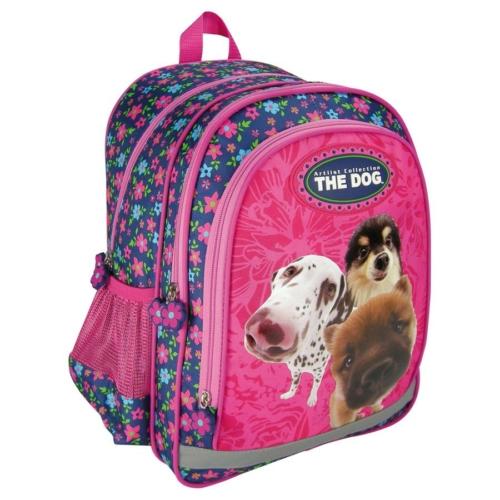Kutyás iskolatáska, hátizsák - The Dog