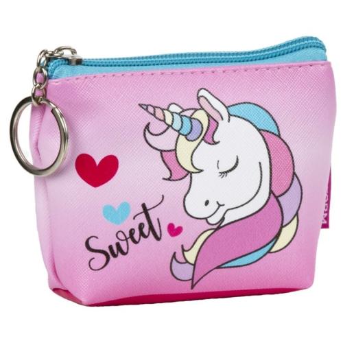 Unikornis pénztárca kulcskarikával - Sweet (PORJR11)