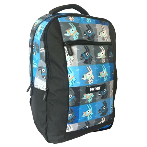 Fortnite hátizsák, iskolatáska - 2 rekeszes - Lámák