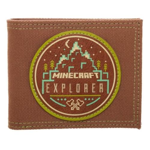 Minecraft pénztárca - Explorer
