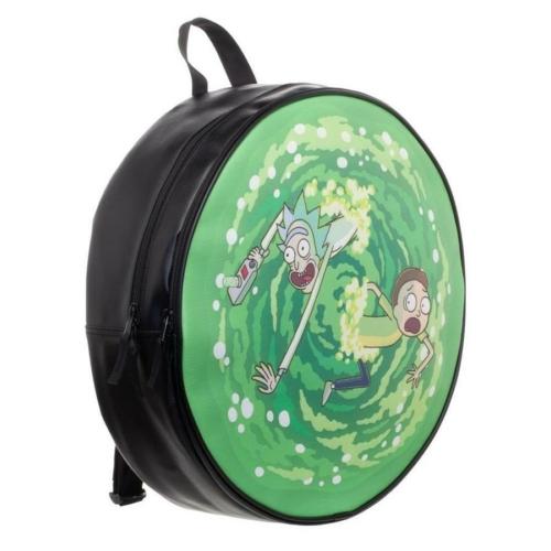 Rick és Morty kör alakú hátizsák - Portal