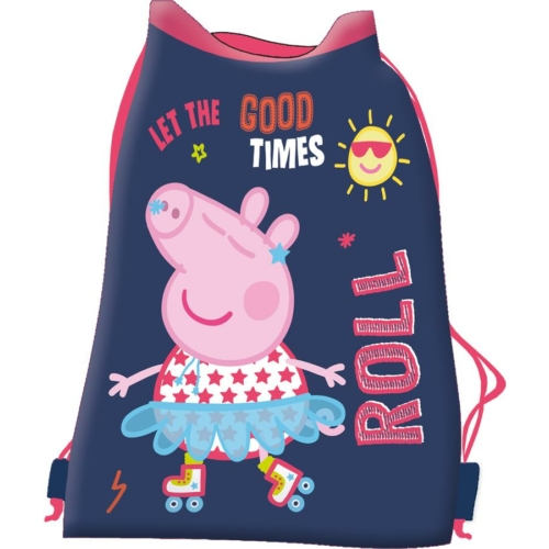 Peppa malac tornazsák - Let the Good Times Roll (173905)