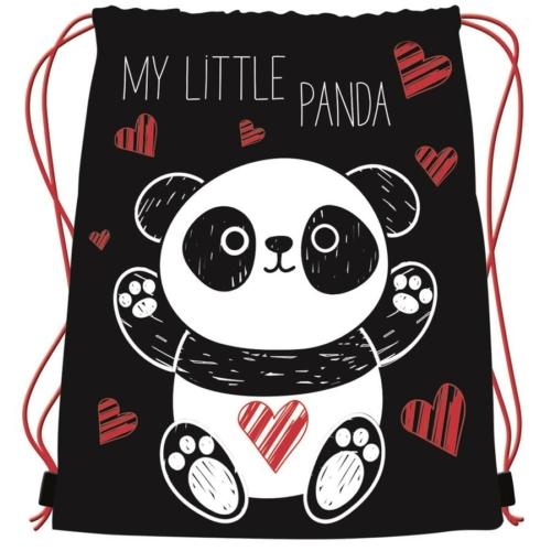 Panda tornazsák - My little panda (205811)